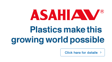 ASAHI AV Plastics make this growing world possible