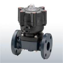 Diaphragm valve pneumatic actuated type ai12 2inch15 50mm downloads of 3d cad outline drawings ccuart Images