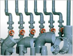 Prefabricated piping products | Engineering | Piping Materials | ASAHI YUKIZAI CORPORATION